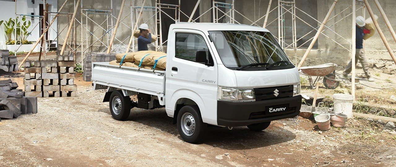 dp suzuki carry